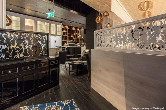 Abode Bar & Bistro, Parkroyal Darling Harbour